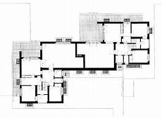 bauhaus house plans house kandinsky klee ground floor plan 1926 bauhaus