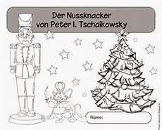 miniarbeitsheft zum nussknacker p i tschaikowsky