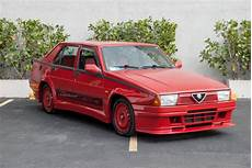 want an alfa romeo 75 turbo evoluzione homologation