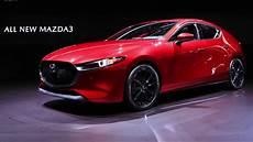 mazda sedan 2020 2019 mazda 3 2020 sedan and hatchback interior