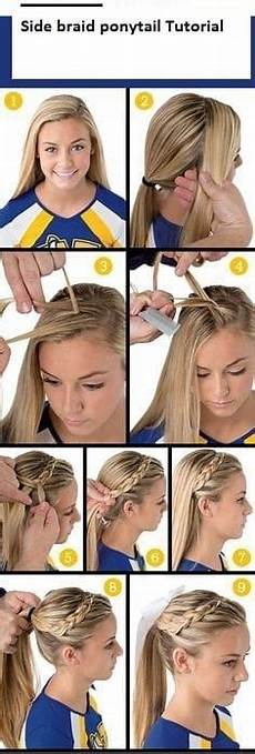 Easy Hairstyles For Sports