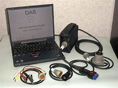 original mercedes diagnosis system sds