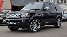 Land Rover Discovery 4 - used 2011 land rover discovery 4 tdv6 hse santorini black