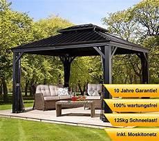 Pavillon Alu 3x4 - sojag 500 7156980 track no 77 messina top sun shelter