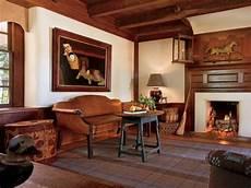 Wohnzimmer Amerikanischer Stil - american colonial living rooms