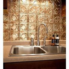Fasade Kitchen Backsplash Panels Fasade 18 In X 24 In Traditional 4 Pvc Decorative