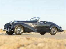 Mercedes 540 K Special Roadster 1939 Sprzedany Giełda