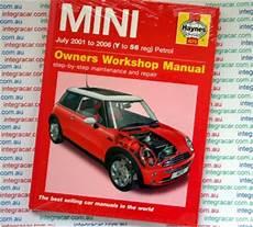 auto repair manual online 2006 mini cooper on board diagnostic system mini service and repair manual haynes 2001 2006 new sagin workshop car manuals repair