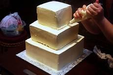 project wedding cake ta da wedding cake icing how to
