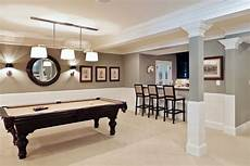best paint colors and lighting for basement walls