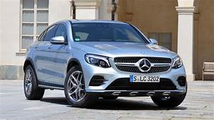First Drive 2017 Mercedes Benz GLC300 Coupe