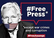 Julian Assange Charged Espionage Act In