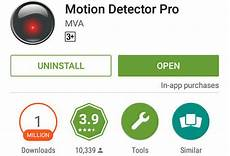 motion app how to convert your android to a motion detector