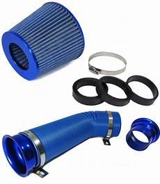 kit admission direct avec boa d air filtre anodis 233 bleu 60