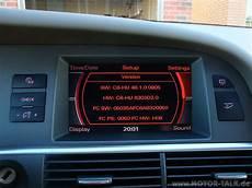mmi 2g navigation nicht vorhanden audi a6 4f 204296341