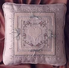 wedding ring pillow cross stitch kit ring bearer s pillow limited edition kit cross stitch ring bearer pillows cross stitch