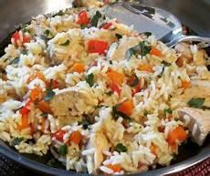 Schnelle Leckere Serbische Reispfanne Kochen Backen