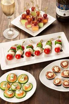 easy entertaining a no cook appetizer party