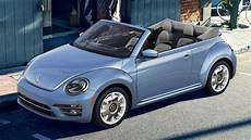 2019 Vw Beetle Edition Marks The End Of Bug