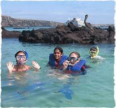 galapagos islands for teens family vacation by thomson