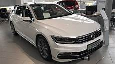 Vw Passat Sedan B8 R Line Limousine Model 2017 Oryx