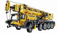 lego technic 42009 mobile crane mk ii review