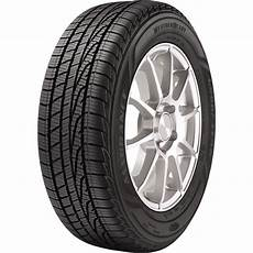 4 new 235 55r20 goodyear assurance weather ready 102h all