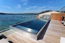 Piscine En Inox Prix Stainless Steel Pools Paramount Pools