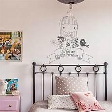 Stickers Muraux Chambre Fille Je Suis Une Princesse