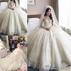 princess aline sleeved open back wedding dresses almette gown wedding dresses 2019 new sleeve see through