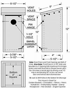 pdf plans birdhouse plans for bluebirds download grinder