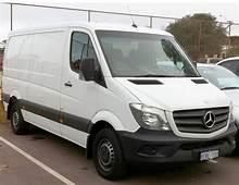 Electric Sprinter Van A Definite Option For Benz  News