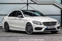 The New Mercedes Benz C 450 AMG 4MATIC Second Sports
