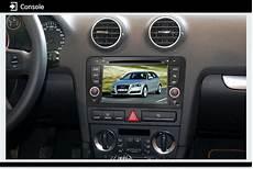 wolfsat de audi a3 autoradio gps navi bluetooth usb dvd