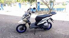 Modifikasi Beat Touring by Honda Beat Fi 2014 Modifikasi Touring