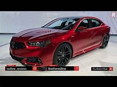 when will 2020 acura tlx be available 2020 acura tlx pmc edition redline look 2019