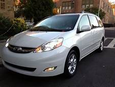 Purchase Used 2006 Toyota Sienna XLE Limited Mini