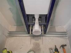 comment faire un coffrage en placo faire le coffrage en placo d un wc suspendu r 233 nover soi