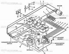 91 club car wiring diagram club car ds 89 90 91 92 93 94 36v wiring diagram golf carts forum