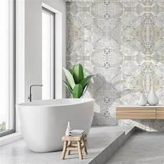 stickers effet carreaux de ciment 60 stickers carreaux de ciment effet marbre gris et dor 233