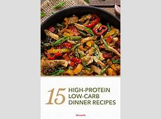 15 High Protein Low Carb Dinner Recipes   Skinny Ms. Eats