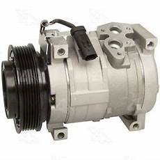 automobile air conditioning service 2005 jeep liberty regenerative braking 2005 2006 jeep liberty 4 cylinder 2 8l brand new ac a c compressor with clutch