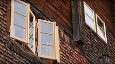 Restaurierung Historischen Holzfenstern