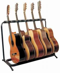 Closeout Rockstand Guitar Stand For 5 Acoustic