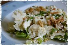 salade de choux fleur cru salade de chou fleur cru ddcuisine