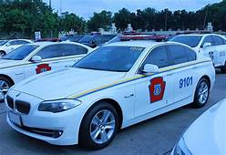 Tamerlanes Thoughts Mexican Police Cars BMW 760Li P And