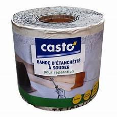 peinture toiture castorama bande 233 tanche pour r 233 paration 15cm x 8m castorama