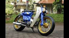 Cub Modifikasi by Modifikasi Honda C70 Cub Vps Hosting News