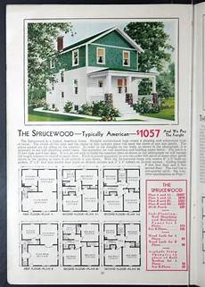 aladdin house plans aladdin homes 1931 sprucewood 6 ways archive org with