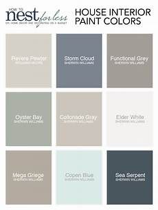 paint colors my house how to nest for less